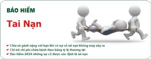 Phí bảo hiểm, thủ tục mua bảo hiểm tai nạn con người